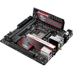 MAXIMUS VIII IMPACT Desktop Motherboard - Intel Z170 Chipset