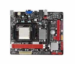 Biostar Motherboard AMD 760G Micro ATX DDR3 1600 AM3 Motherb
