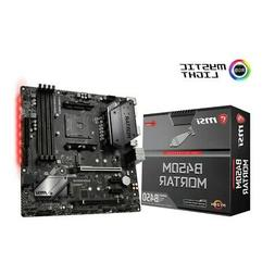 Motherboard MSI B450 MORTAR DDR4 Colorful Light High Quality