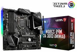 MSI MPG Z390M Gaming Edge AC LGA1151  M.2 USB 3.1 Gen 2 DDR4