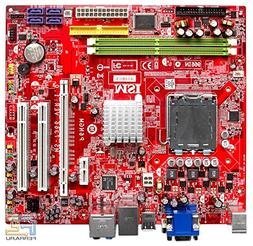 MSI P6NGM Desktop Motherboard- MS-7366