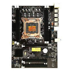 NEW X79 Motherboard LGA 2011 mATX DDR3 or ECC / REG USB 2.0