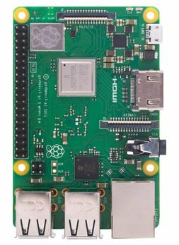 Official Raspberry Pi 3 B+ Motherboard