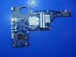 "HP Pavilion 15.6"" g6-1d98dx Genuine AMD Motherboard 649288-0"