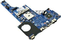 HP PAVILION G6 G6Z AMD SOCKET FS1 LAPTOP MOTHERBOARD 649288-