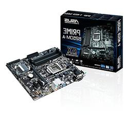 PRIME B250M-A Desktop Motherboard - Intel B250 Chipset - Soc