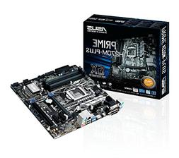 PRIME H270M-PLUS/CSM Desktop Motherboard - Intel H270 Chipse