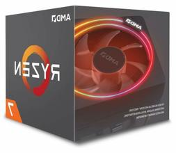 Processor with Wraith Prism LED Cooler 8 Cores Multicolor Br