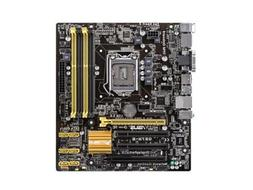 Q87M-E Desktop Motherboard - Intel Q87 Express Chipset - Soc