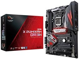 ASUS ROG Maximus X Hero LGA 1151  Intel Z370 HDMI SATA 6Gb/s