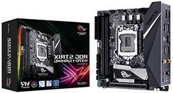 ASUS ROG Strix H370-I Gaming LGA1151  DDR4 DP HDMI M.2 Mini-