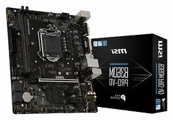 MSI B360M PRO-VD Intel Chipset Socket H4 LGA-1151 Desktop Mo