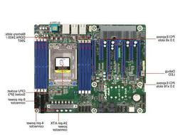 Asrock Rack Server Motherboard EPYCD8-2T EPYC 7000 Series DD