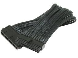NZXT 250mm Single Sleeved 24-Pin Motherboard Extension Premi