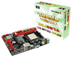 Biostar Socket AM3/AMD 760G/DDR3 MicroATX Motherboard A780L3
