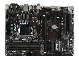 MSI Pro Solution Intel Z170A  LGA 1151 DDR4 USB 3.1 ATX Moth