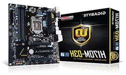 Gigabyte Ultra Durable GA-H170M-D3H Desktop Motherboard - In
