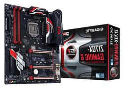 Gigabyte Ultra Durable GA-Z170X-GAMING 6 Desktop Motherboard