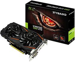 Gigabyte Ultra Durable VGA GV-N1060WF2OC-6GD GeForce GTX 106