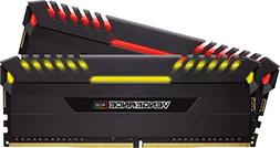 CORSAIR Vengeance RGB 16GB  DDR4 2666  C16 - Intel 100/200 S