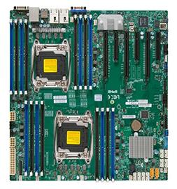 Supermicro X10DRi-T Server Motherboard - Intel C612 Chipset