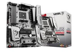 NEW MSI X370 XPOWER GAMING TITANI XPower Gaming Titanium X37
