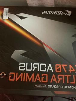 GIGABYTE X470 AORUS ULTRA GAMING Am4 AMD SATA Motherboard