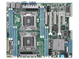 Z9PA-D8 Server Motherboard - Intel C602-A Chipset - Socket R